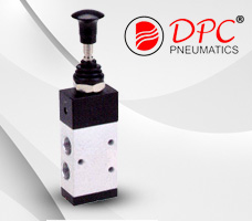 DP4101R Series Hand-draw Valve