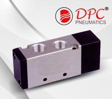 4A300 Series Pneumatic Control Valve