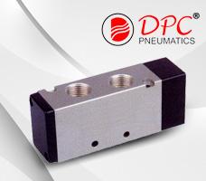 4A400 Series Pneumatic Control Valve