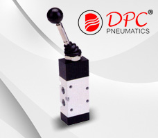DP Series Mechanical Manual Valve
